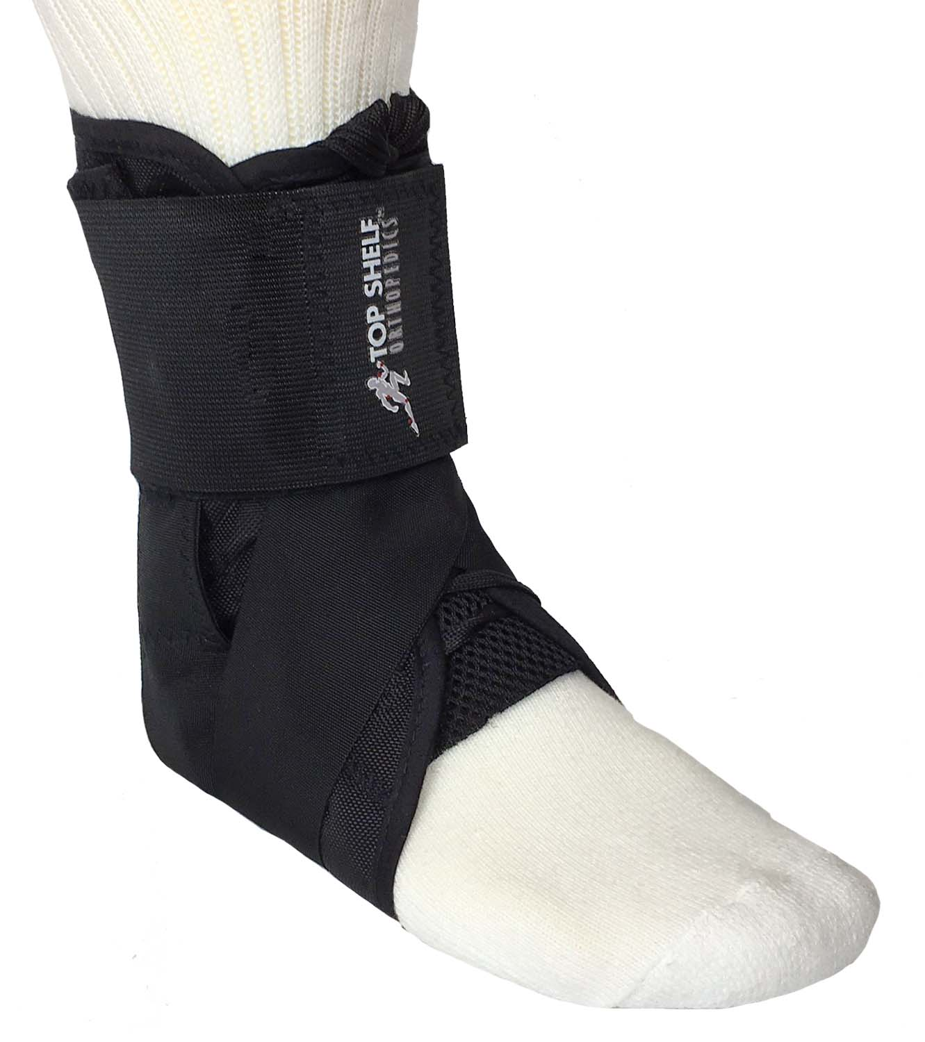 Hinged Ankle Stabilizer